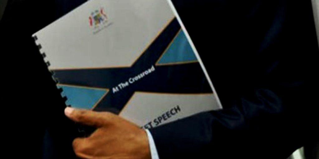Le document du discours du budget 2016-2017