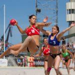 l'ile Maurice choisie pour accueillier le championnat de monde de Beach Handball