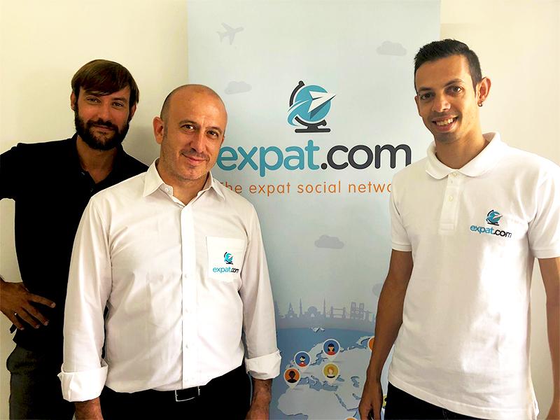 Expat.com au Startup Grind Global Conference 2018