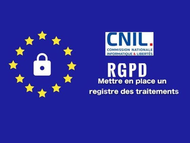 CNIL : Les TPE-PME Doivent Tenir Un Registre Aux Normes Le RGPD