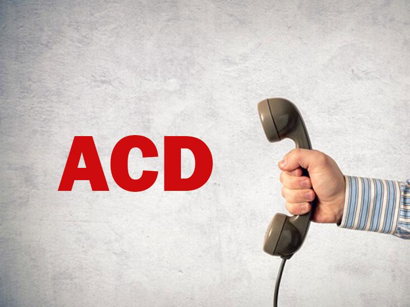 Qu'est Ce Que Le Distributeur Automatique D'appels (ACD)