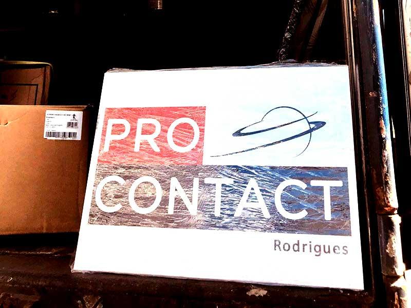 ProContact, centre d'appels mauricien s'installe sur l'île Rodrigues