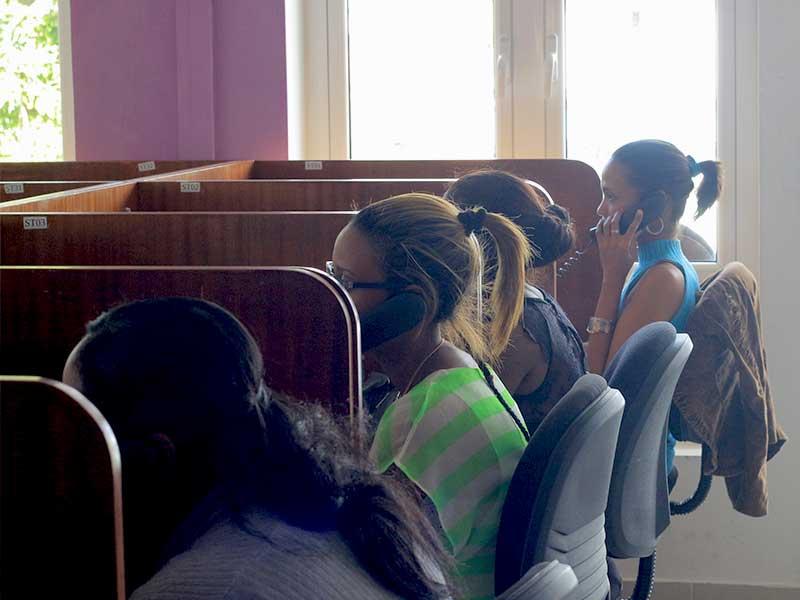 A l'occasion de l'International Girls in ICT Day Mauritius, plus de 110 employées du secteur des TIC se sont réunies pour partager leur expérience et proposer des conseils.