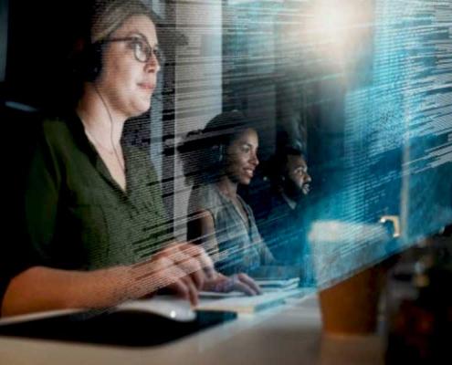 Les avancées technologies impacteront grandement les centres d'appels dans les années à venir. Grâce à de nouveaux outils, la relation client sera optimisée.
