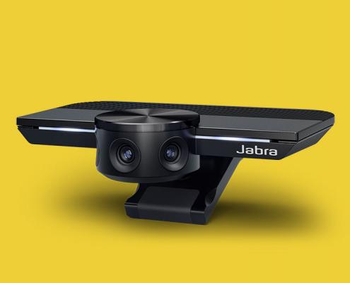 Le Jabra PanaCast est une révolution pour les entreprises car ces dernières pourront optimiser leur workflows lors des réunions. Survol des caractéristiques du PanaCast.