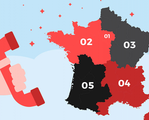 Des changements concernant les numéros de téléphones des centres à l'étranger. Les numéros français ne pourront être utilisés. Voici les grandes lignes de ces changements.
