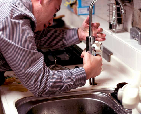 La plomberie comme bien d'autres métiers peut opter pour les services d'un centre d'appel afin de faire connaitre ses services à un grand nombre de clients.